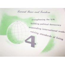 他の写真3: パンフレット the point four program/ポイント・フォア・プログラム アメリカの発展途上国支援計画